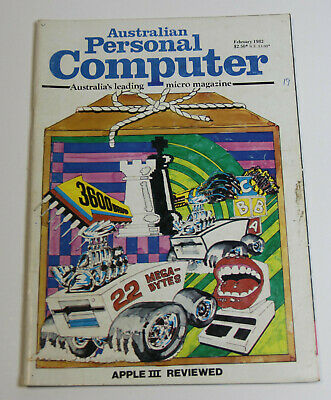 Australian Personal Computer (APC) Magazine (1 Issue from February 1982)
