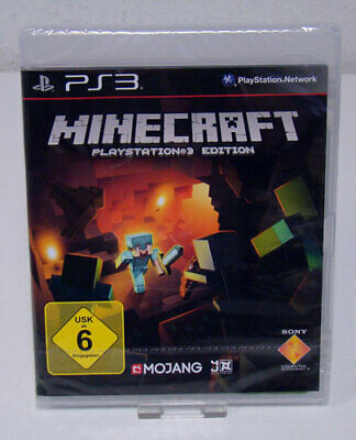 PS3 Minecraft Playstation 3 NEU & OVP