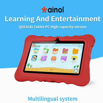 "7"" Ainol Q88 Kids Tablet PC Android 7.1 Quad Core 1+16GB Dual Kamera WIFI 2800Ah"