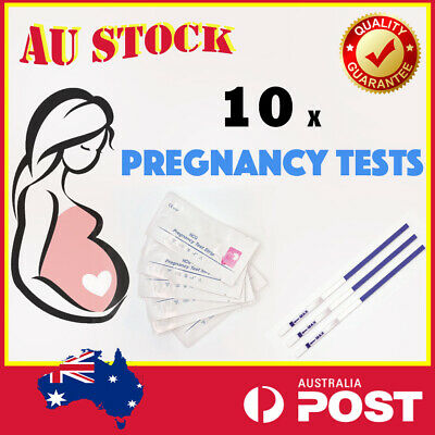 20X EARLY PREGNANCY Tests High Sensitive hCG Urine Strips Latest