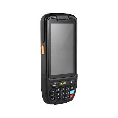 Android 7.0 POS Terminal PDA Touch Screen 1D Scanner Industrial IP65 Warehouse