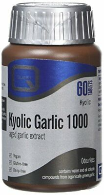 Quest - Kyolic Garlic 1000mg Aged Garlic Extract - 60 Tablets
