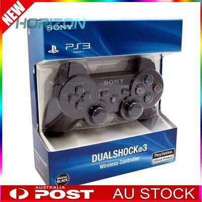 For Sony PlayStation 3 PS3 DualShock 3 Bluetooth Wireless SixAxis Controller AU