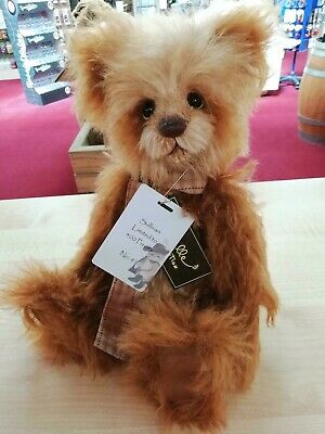 SPECIAL OFFER! Charlie Bears Isabelle Mohair SULLIVAN No 81/400 (RRP £170)