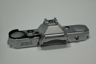 Canon AE-1 Camera Top Plate , Exc+, No dents for AE1