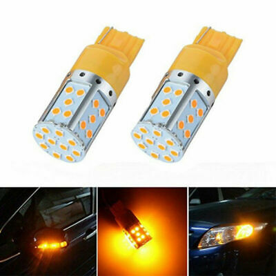 T20 W21W 7440NA jaune 12V 35W WY21W voiture LED clignotants conduite lampe