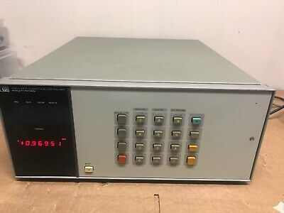 HP 3497A Data Acquisition Control Unit