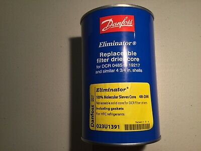 DANFOSS Eliminator 023U1391 Exchangeable Filter Drier Core 48-DM (3 pack)