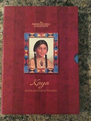 American Girls 3 Book Boxed Collection Kaya by Hallmark
