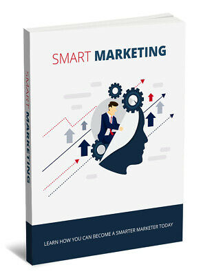 Smart Marketing e-book [pdf] With Resell Rights