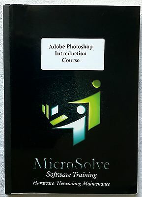 Adobe Photoshop Introduction Course: MicroSolve Software Training