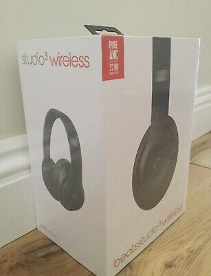BEATS BY DR.DRE SOLO3 WIRELESS HEADPHONES MATT BLACK -Brand New Condition