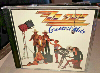ZZ Top - Greatest Hits CD - 1992 WB