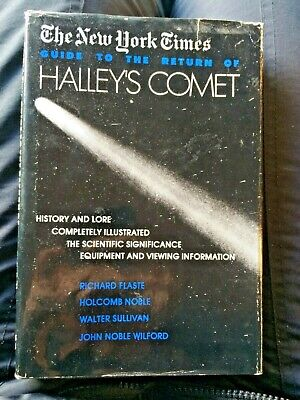 The New York Times Guide to the Return of Halley's Comet by Richard Flaste BK