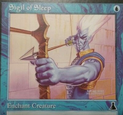 Koth // engl Venser vs // Magic the Gathering 4x Sigil of Sleep // NM // DD