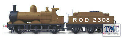 OR76DG009 Oxford Rail OO Gauge Dean Goods Steam Locomotive ROD (ex-GWR) 2308