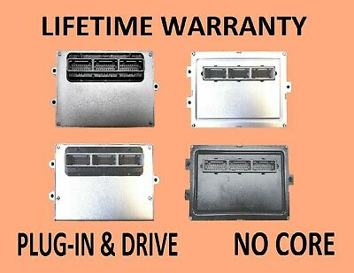 PROGRAMMED. NO CORE R4886945 LIFETIME WARRANTY 96-97 JEEP