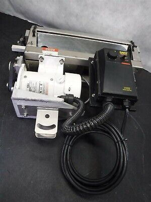Used Key International CP-350C Capsule Polisher 3C