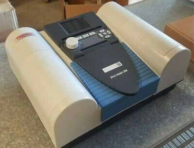Thermo Scientific Spectronic 200E visible spectrophotometer P/N:  840-281700