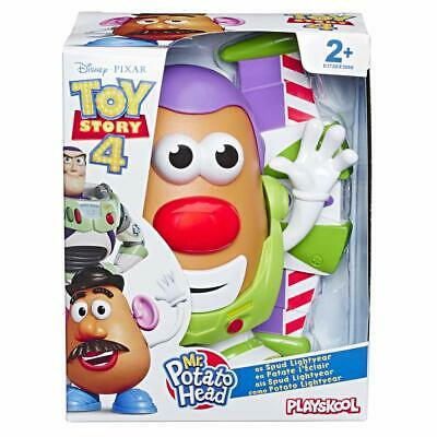 Mr. Potato Head Disney/Pixar Toy Story 4 Spud Lightyear Figure Toy for Kids Ages