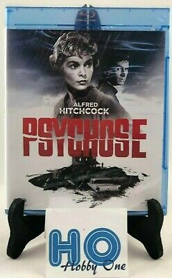 Blu-Ray - Psicosis - Alfred Hitchcock - Nuevo
