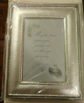 My Baptism Picture Frame, New in Box