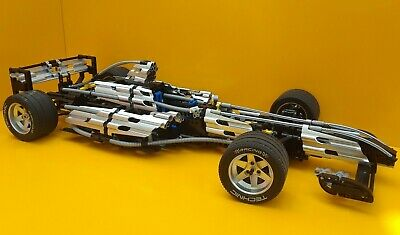 18 Technic Champion 8458 Racers 100CompletBoite Silver Lego OnNwvm08