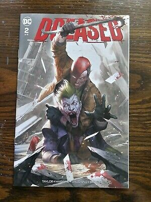 Dceased #2 Inhyuk Lee Variant NM Midtown Exclusive