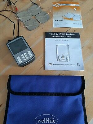 Well Life Tens Machine. Excellent Condition.