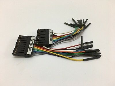 Tektronix Wiring Harness (Lot of 2) 012-0987-00