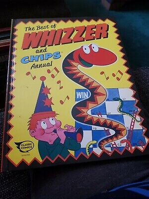 Best Of Whizzer And Chips Annual 2014 X EXCELLENT CONDITION X LIKE NEW X 2643 X