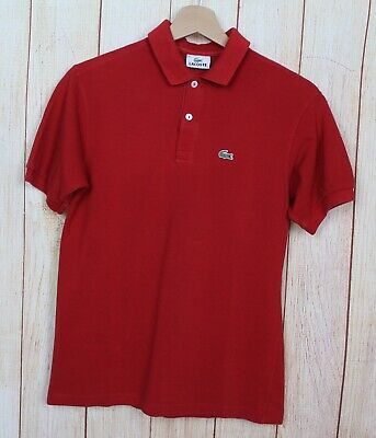 Men's Pole Boy - Lacoste - Size 16 Ages Years - MAN'S T-Shirt Poloshirt #76