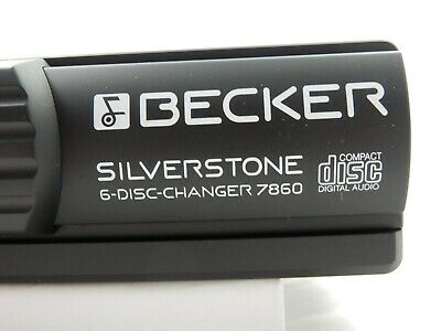 BECKER SILVERSTONE 7860 /// 6 - DISC CHANGER (No:1819388)