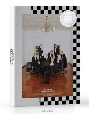 NCT Dream-[We Boom]3rd Mini Album We Ver CD+Booklet+PhotoCard+Gift+Tracking KPOP