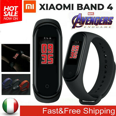 Xiaomi Mi Band 4 Avengers Limited Edition 2019 Original Smart Sport vs