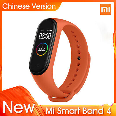 Xiaomi Mi band 4 Smartband Bluetooth 5.0 AMOLED Sport Smartwatch Fitness Ap