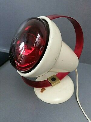 Lampe Applique Infraphil Philips Charlotte Perriand / N°2