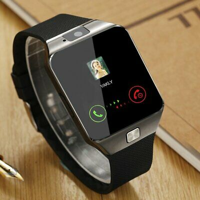 Smart Watch Dz09 Gold Silver Smartwatch For Ios For Android Sim Card Watch sm