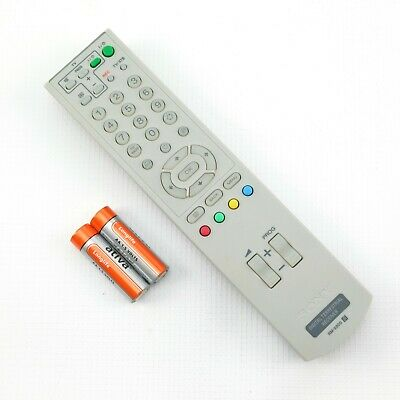 SONY RM-X800 Genuine Remote Control | For Digital Terrestrial | No Battery Cover
