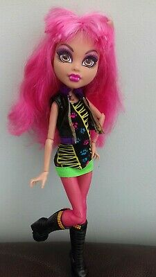 Monster High Doll. Howleen Wolf 13 Wishes in original clothes.