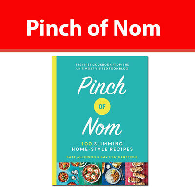 Pinch of Nom: 100 Slimming, Home-style Recipes 9781529014068 NEW book