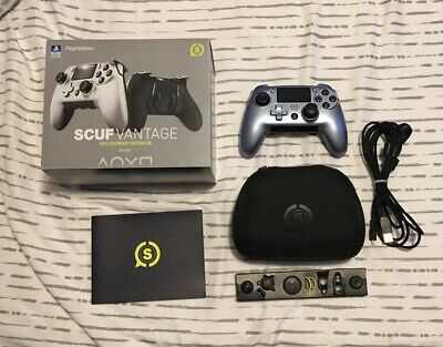 SCUF VANTAGE PS4 Playstation 4 Pro Wireless Wired Controller - BRAND