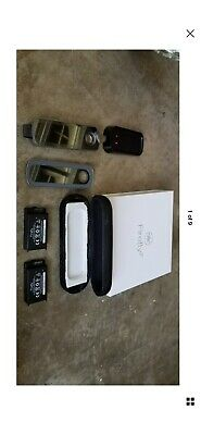Black Firefly 2 Herbal Concentrate Vape with Case