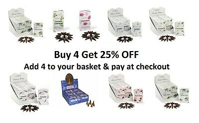 Incense Cones Stamford Insence - Burning Insense Buy 3 get 1 FREE Incence