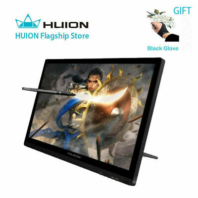 Huion GT-191 19.5 Inch IPS HD Drawing Monitor Graphic Tablet Pen Display 8192