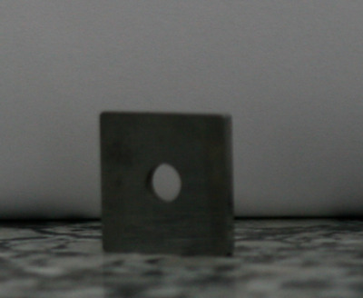 .108 Square Steel Gage Block