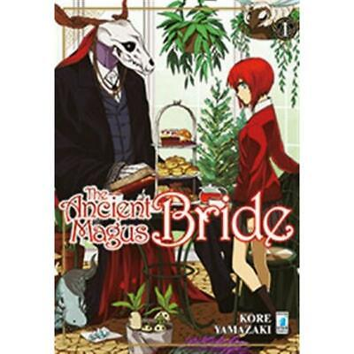 The Ancient Magus Bride 1 2 3 4 5 6 7 8 9 10 Completa - Planet Manga - Italiano