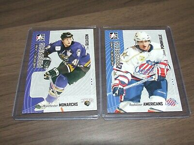 2006-07 ITG HEROES & PROSPECTS U-Pick From List