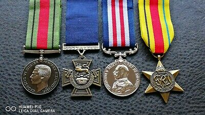 Wholesale Clearance Collectable job lot Military Medals WW1 WW2