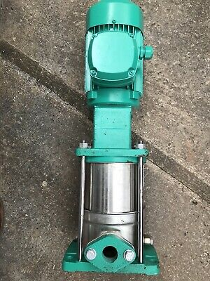 Wilo Pump MVI 106 Vertical multistage 4070472 400v #1571